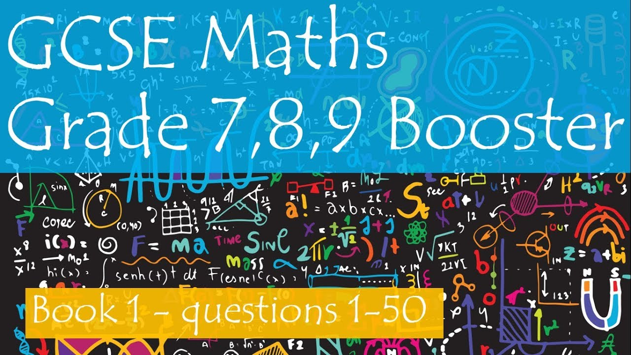 Grade 7, 8 and 9 GCSE 9-1 Maths Revision Questions. - YouTube