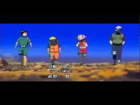 Naruto Opening 8 (Female/Chipmunk version)