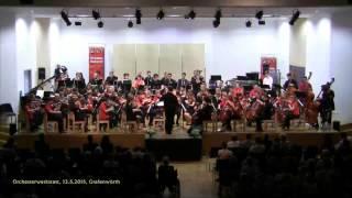 Symphony No. 1   G. Mahler 13.05.2015