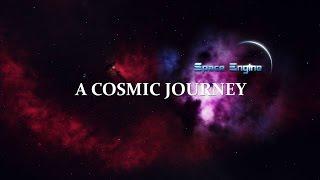 SpaceEngine: A Cosmic Journey
