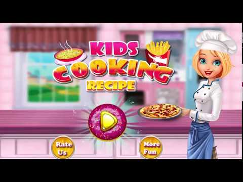 Suri Kids - games do good pizza, cake maker 3D, hotdog Good for baby - bart 2