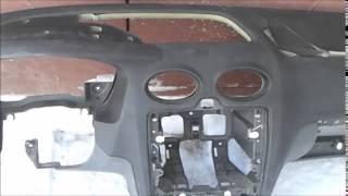 Ремонт торпедо Ford Focus 2. Ремонт Airbag.(Ремонт торпедо. Выполним качественный ремонт торпедо на Ford Focus 2 после срабатывания подушек безопасности...., 2014-07-08T17:32:10.000Z)
