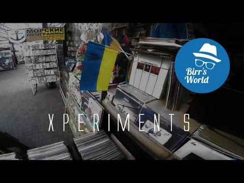 Xperiments - Odessa - Buchmarkt
