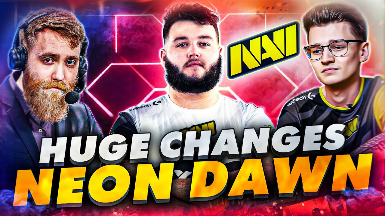 Huge Changes in Neon Dawn Operation (NAVI Rainbow Six)