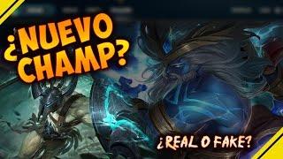 RAIJIN, ¿Nuevo CAMPEÓN y nueva SKIN Pantheon? | Noticias League Of Legends LOL