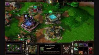 Warcraft III Custom Race - Naga
