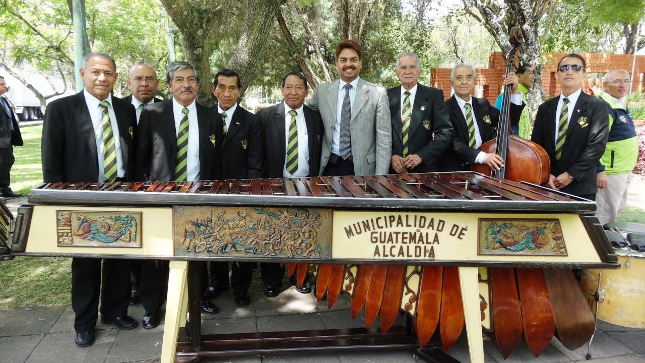 Marimba Music Of Guatemala Youtube