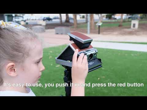 【光影小旅行】Mint Self Timer定時自拍器Polaroid 680 SX-70 Sonar 670s聲納