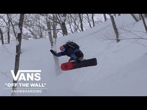 Deep Lines in Japan with Manu Dominguez