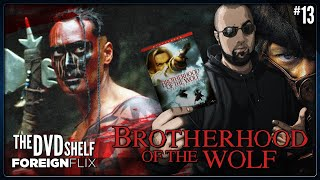 Download Video BROTHERHOOD OF THE WOLF   The DVD Shelf Foreign Flix MP3 3GP MP4