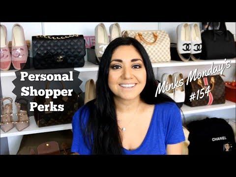 Minks' Mondays #154 | Personal Shopper Perks