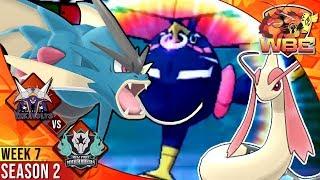 Video CALM MIND TAPU BULU?! | Minnesota Vikavolts VS New York Marauder WBE S2 W7  | Pokemon Ultra S/M download MP3, 3GP, MP4, WEBM, AVI, FLV Juli 2018