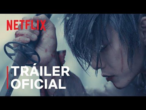 Samurái X: El origen   Tráiler Oficial   Netflix