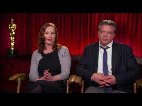 89th Academy Awards The Oscars ACA 2017 Executive producers Jennifer Todd Mike DeLuca
