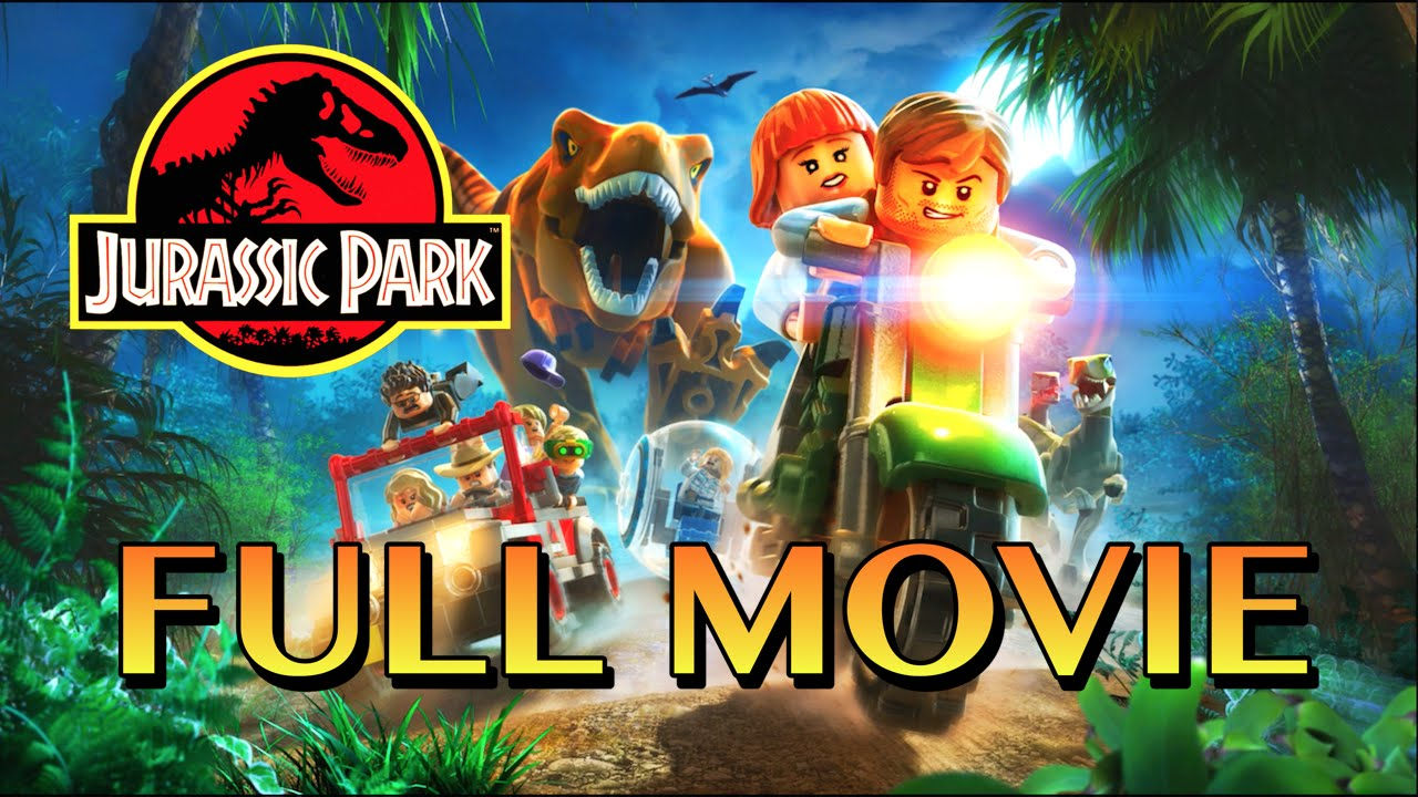 lego jurassic park full movie 1080p hd youtube. Black Bedroom Furniture Sets. Home Design Ideas