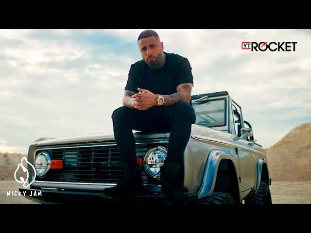 Melancolía - Nicky Jam   Video Oficial