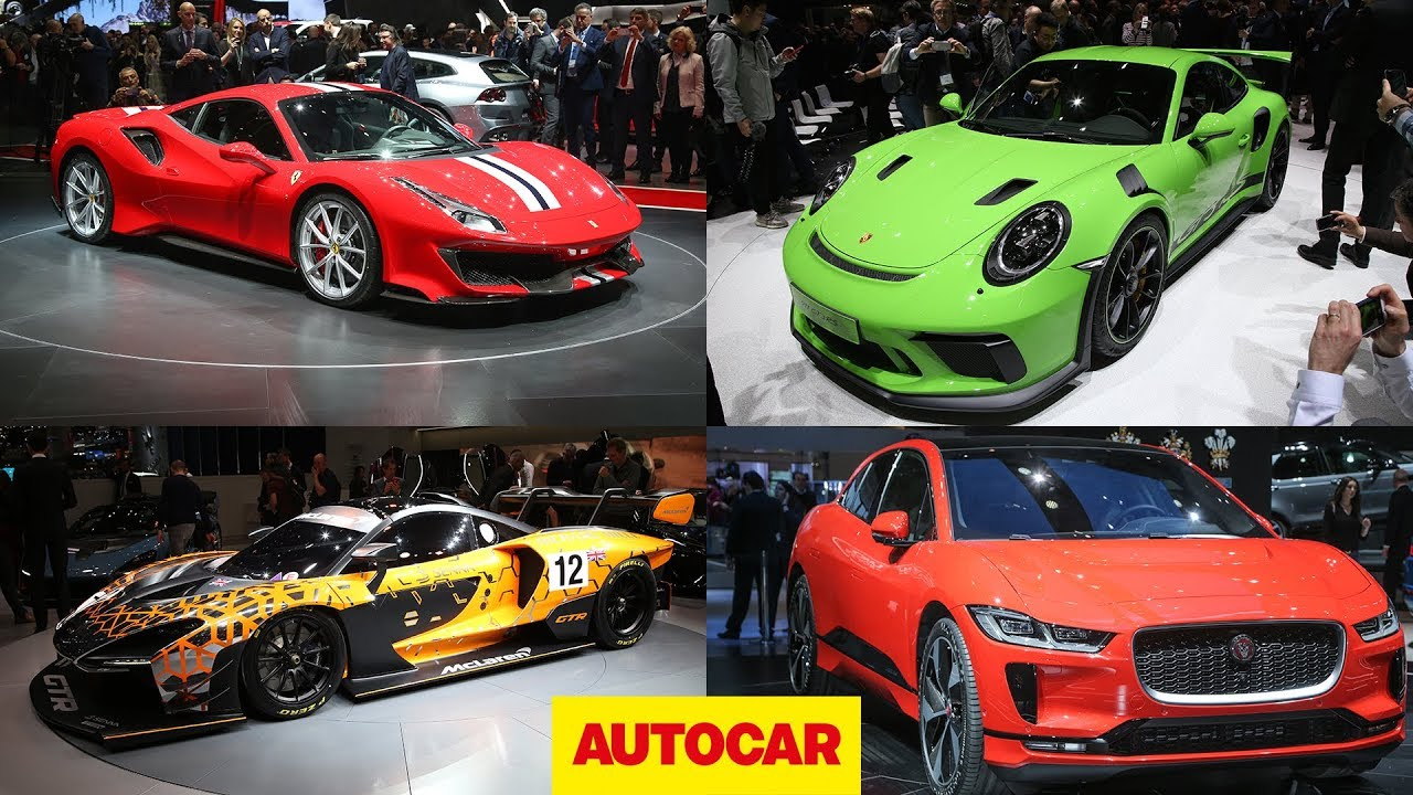 Geneva Motor Show The Cars You Need To See Autocar YouTube - Geneva car show