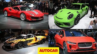 Geneva Motor Show 2018 | The 14 Cars You Need To See | Autocar