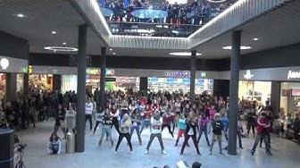Flashmob Stücki Basel