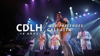 Qué Pretendes - Callaita (En Vivo) 14 Aniversario - Combinación De La Habana