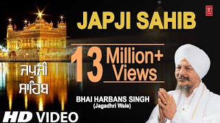 Japji Sahib - Bhai Harbans Singh - Nitnem