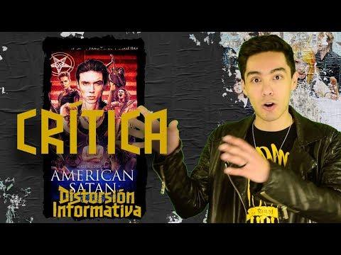 ¡Un Óscar para Andrés Negro! - #Crítica a American Satan (Película)