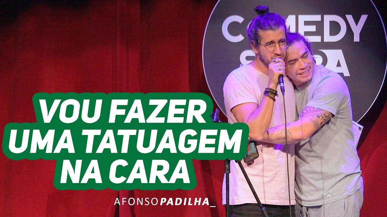 AFONSO PADILHA - AS PESSOAS TÃO FICANDO DOIDAS