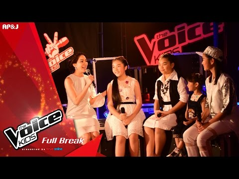 The Voice Kids Thailand - Semi Final - 6 Mar 2016 - Break 5
