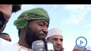 Hassan Joho shares Eid-ul-Fitr goodwill message