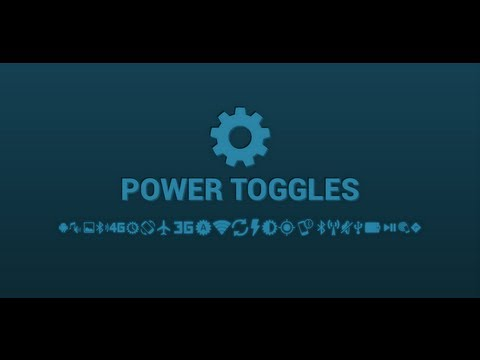 Софт для Android #5 Power Toggles
