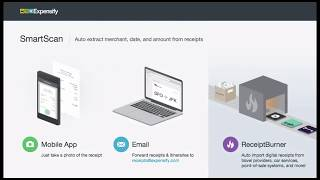Expensify: Receipt and Expense Management for NetSuite