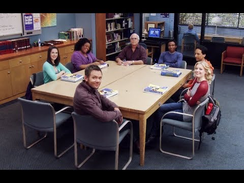 Community - Study Group Dating