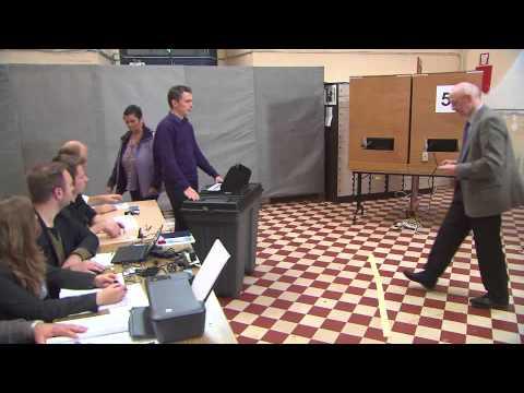 Pr sident d 39 un bureau de vote lectronique smartmatic - Remuneration bureau de vote ...