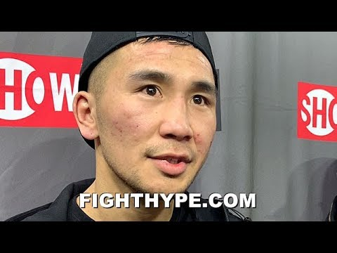 """""""HE HAS NO POWER"""" - KING TUG POST-FIGHT AFTER LOSS TO GARY RUSSELL JR.; RATES SPEED & SKILLS"""
