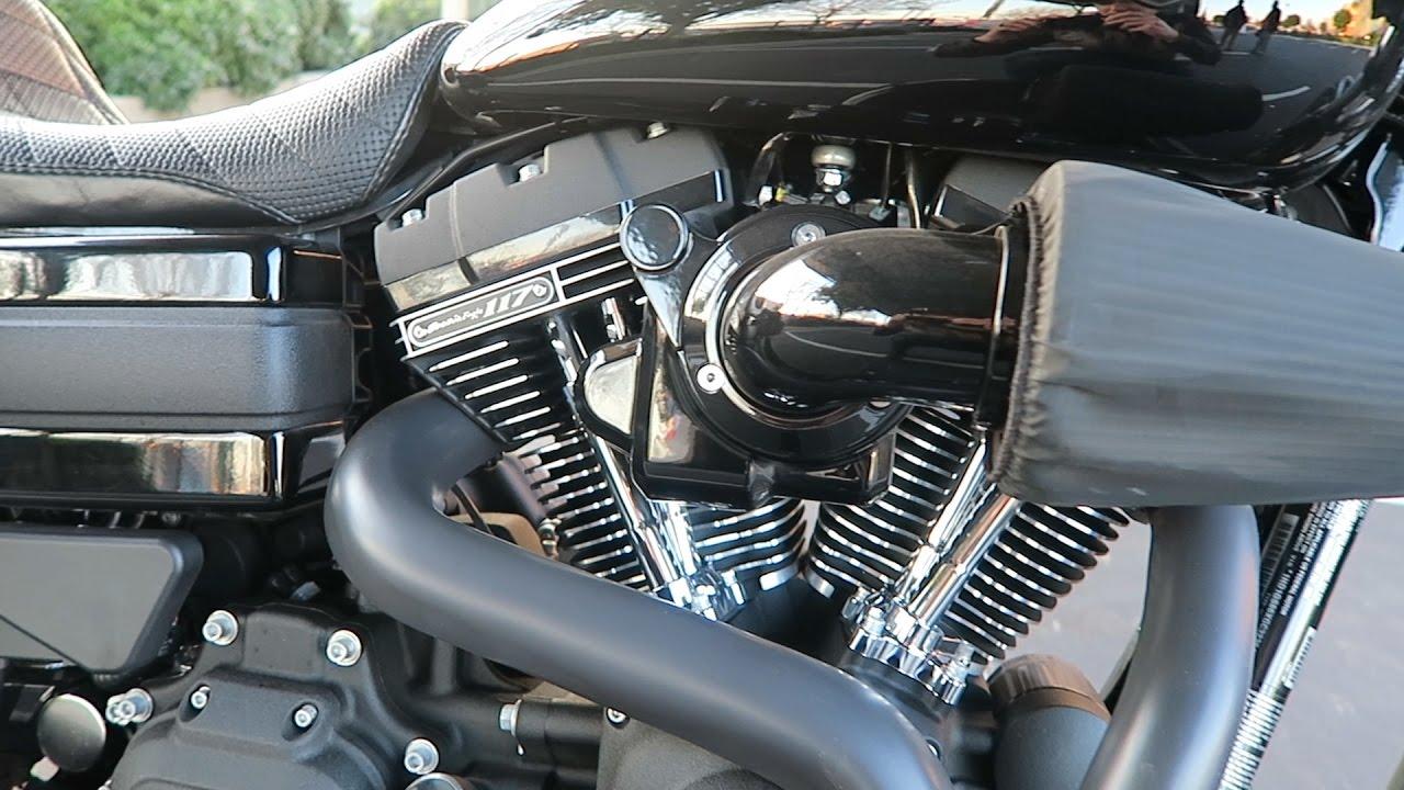 2016 Dyna Low Rider S 117 C I  Build Test Ride │ Harley-Davidson