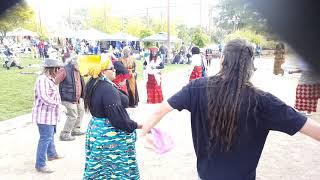 FIESTA FELA 2018 CELEBRATION – SANTA FE RAILYARD PARK  -  AFREEKA SANTA FE 2018 - CAMEROON DANCE
