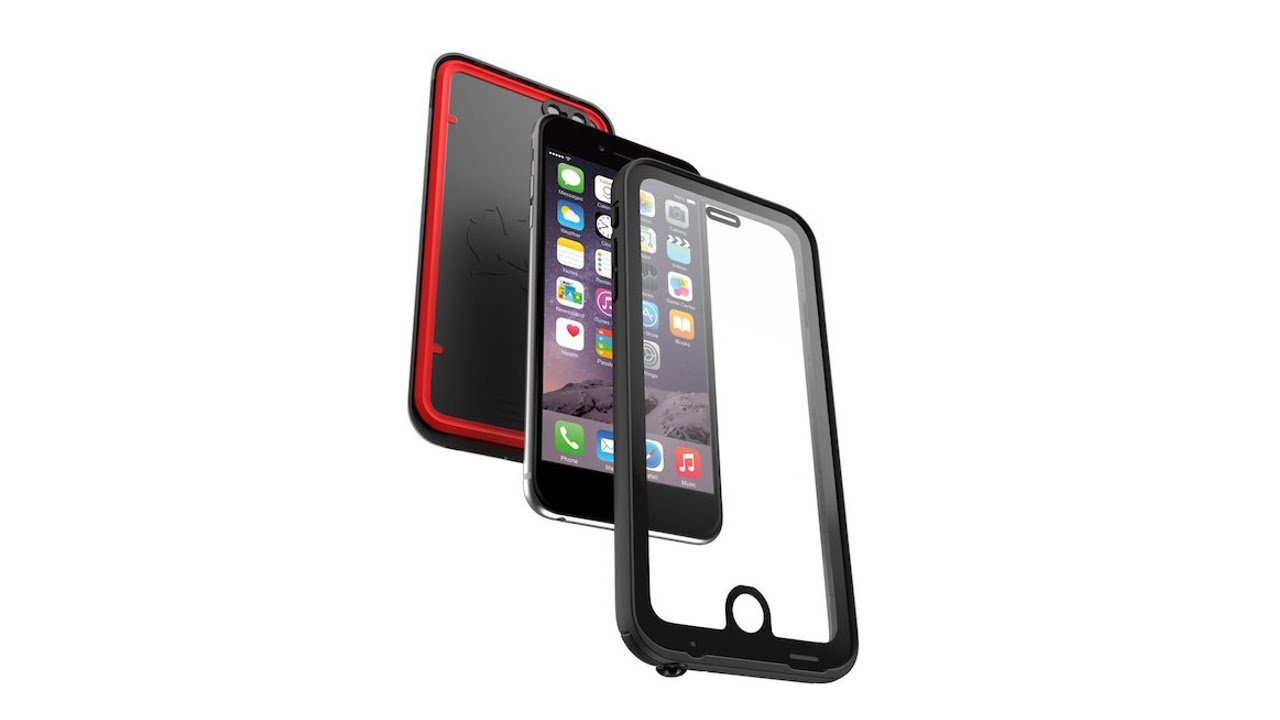 factory price 23a1f c1e98 Pelican Marine Waterproof Case for iPhone 6 Plus and 6s Plus