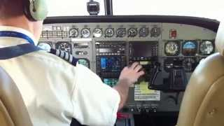 208B Grand Caravan Start Up and Takeoff