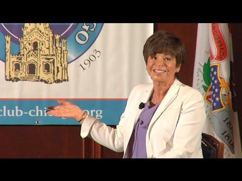 Valerie Jarrett, Senior Advisor to President Barack Obama