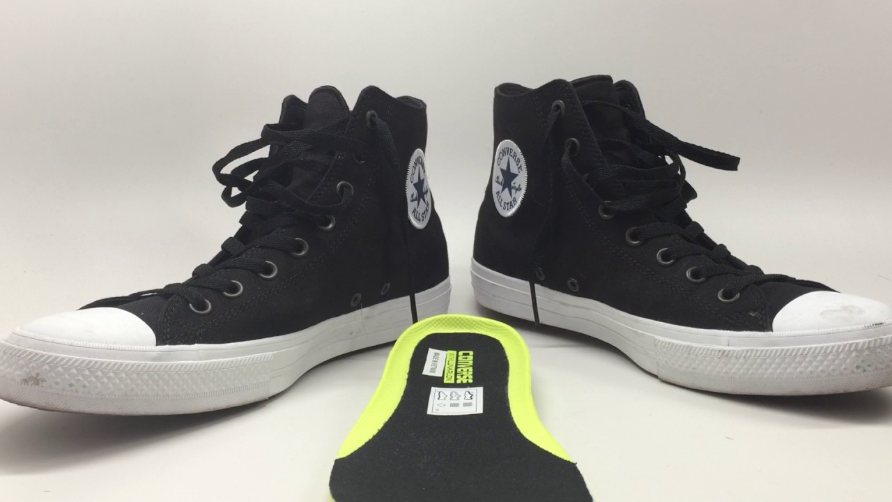 75fe24ba51af Converse Chuck Taylor II Lunarlon High-Top Review    A worthwhile update  for a classic kick