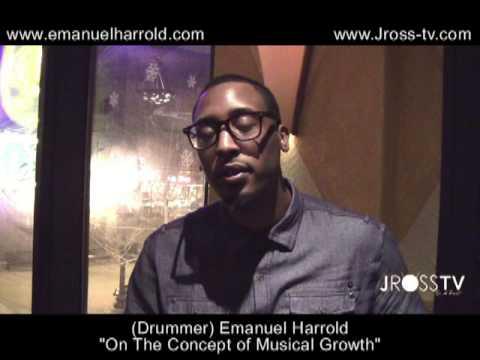 James Ross @ (Drummer) Emanuel Harrold -
