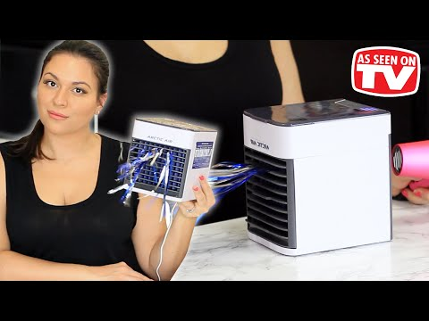 Arctic Air Ultra Review | Testing As Seen on Tv Products