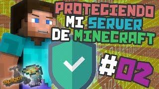 Protegiendo mi server de minecraft | eZProtector | #2