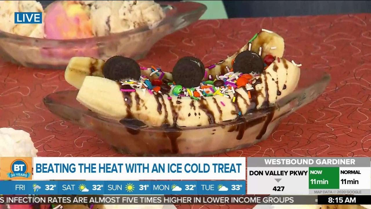 Foodie Fridays: The Big Chill