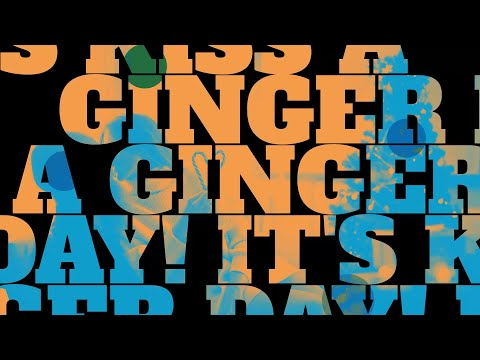 It's National Kiss A Ginger Day!