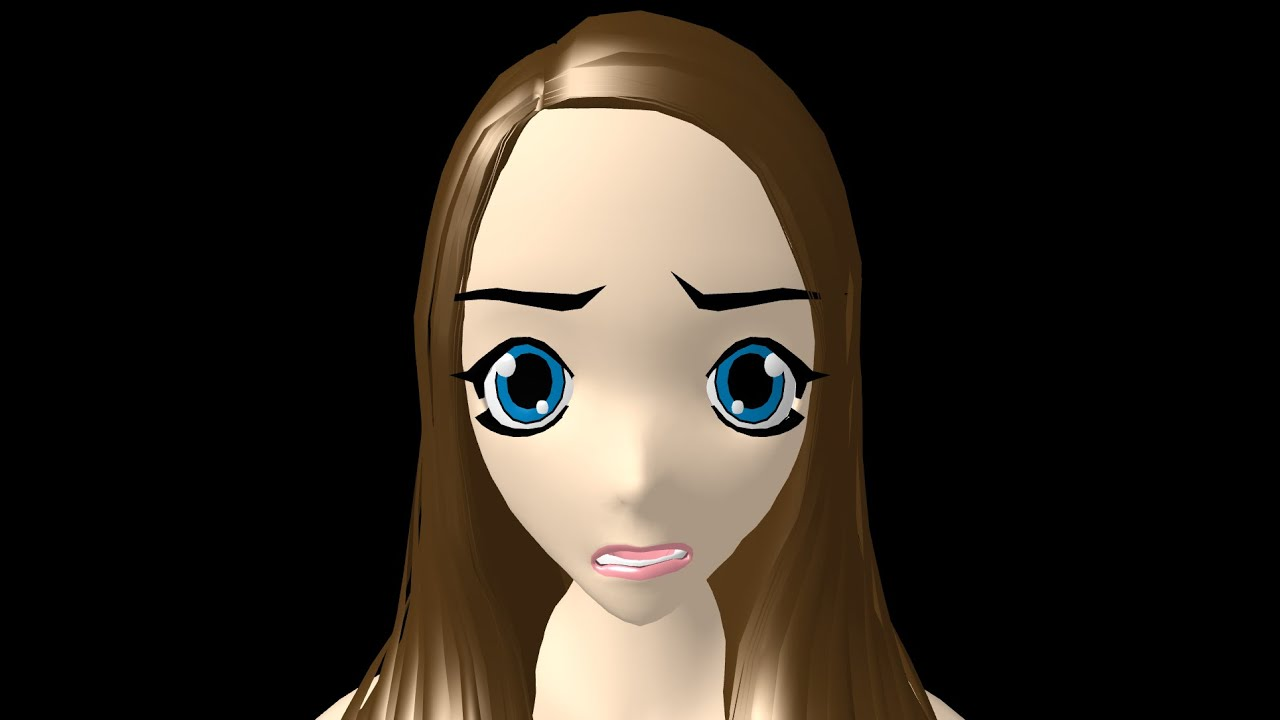 Horror Of Fear 3d Anime Facial Expression Youtube