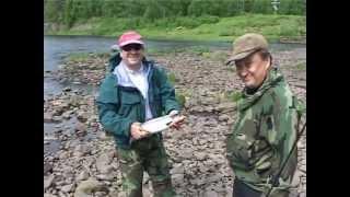 полотно анатолий на рыбалку видео