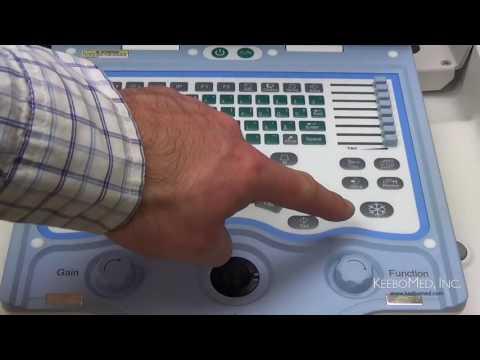 KX5600   Ultrasonido de Veterinaria   Conozca el diseño general