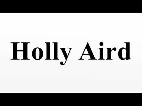 Holly Aird