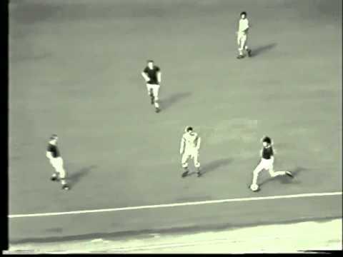 Franz Beckenbauer vs Schalke 04 - 1968-69 DFB Pokal Final